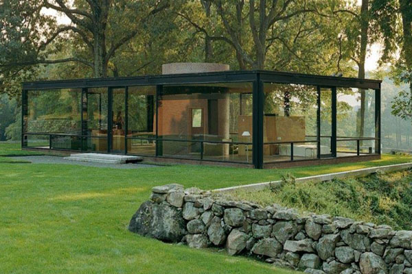 glass-house | Mid Century Modern Hudson Valley